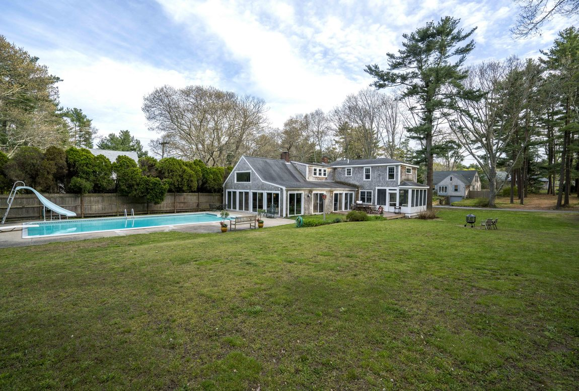 sales property at Charming Duxbury Village Cape