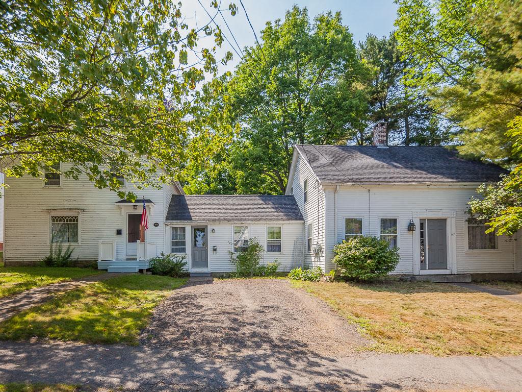 Duplex for Sale at 97 & 97 Chestnut 99 Chestnut Street Camden, Maine, 04843 United States