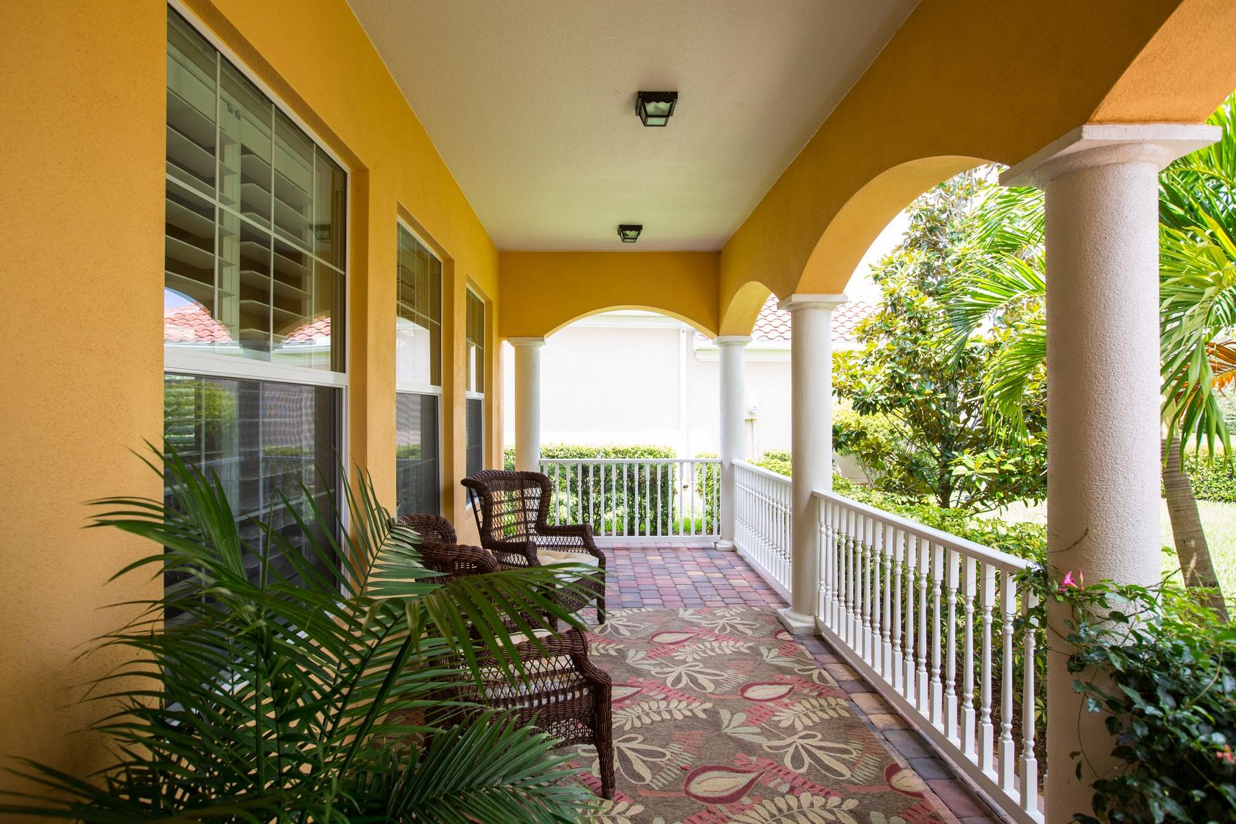 Casa Unifamiliar por un Venta en Fabulous 4/4 in Isles of Waterway Village 5176 Formosa Circle Vero Beach, Florida 32967 Estados Unidos