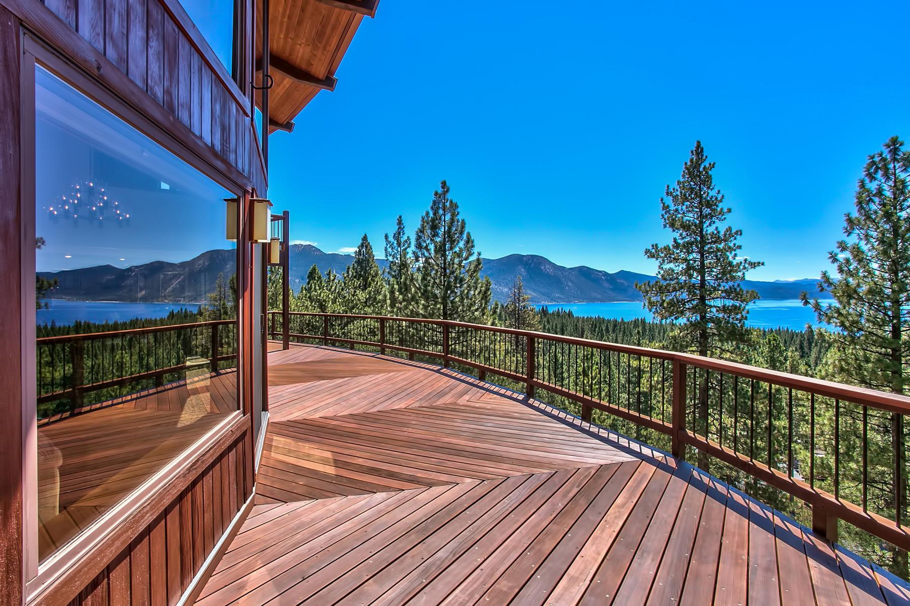 Villa per Vendita alle ore 687 Tyner 687 Tyner Way Lower Tyner, Incline Village, Nevada 89451 Stati Uniti
