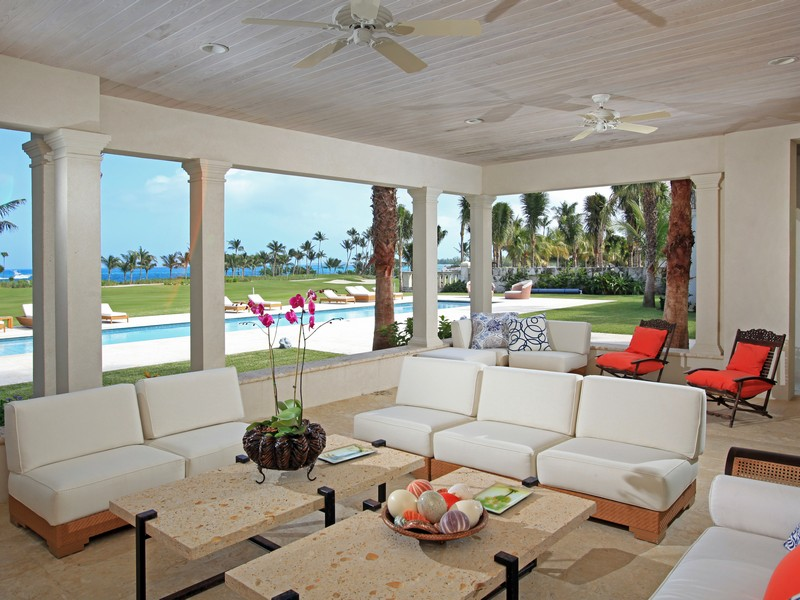 Moradia para Venda às Cascarilla Ocean Club Estates, Paradise Island, Nova Providência / Nassau Bahamas