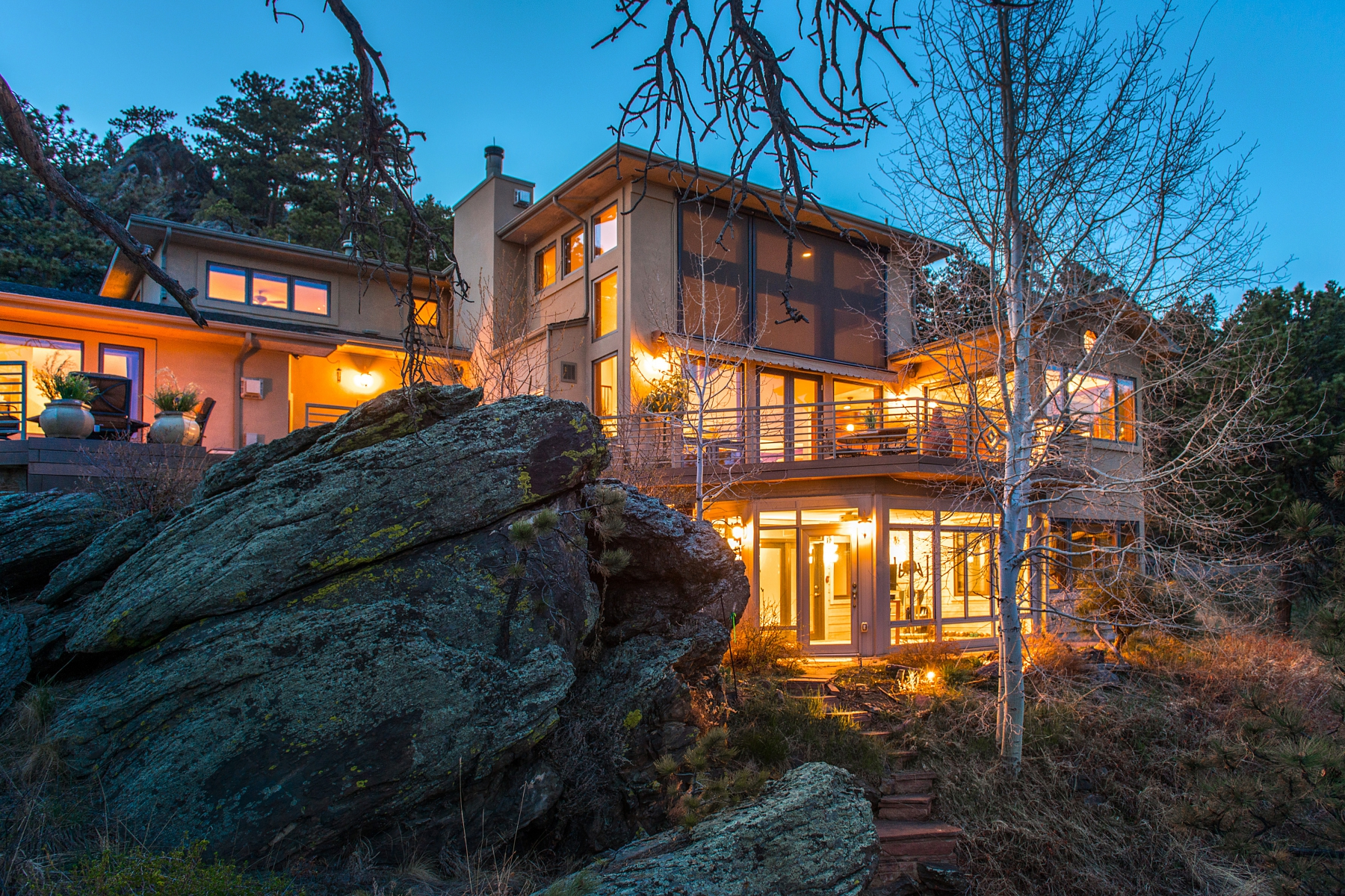 Property For Sale at Exquisite Luxury Colorado Mountain Home
