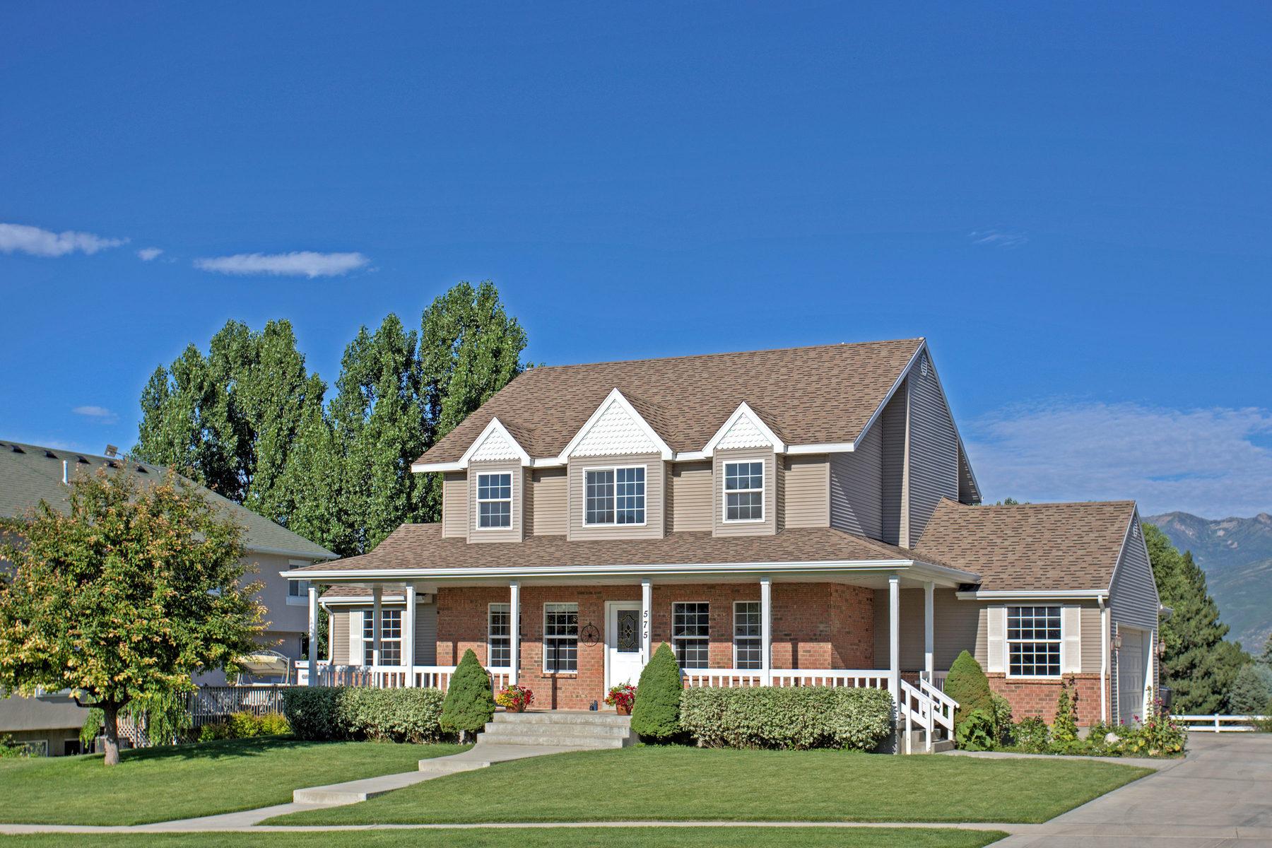Nhà ở một gia đình vì Bán tại Views-Land-Wonderful Custom Home 575 North 750 East Heber City, Utah 84032 Hoa Kỳ
