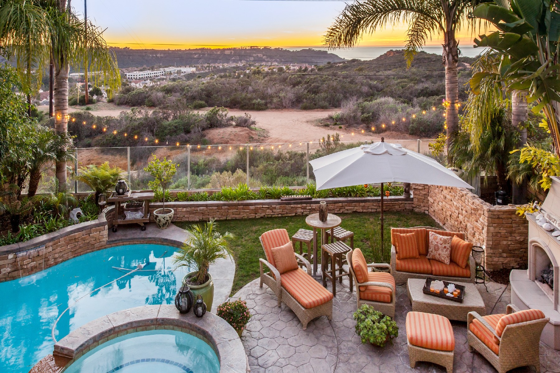 Single Family Home for Sale at Sansonnet 11416 Fairwind Court San Diego, California, 92130 United States