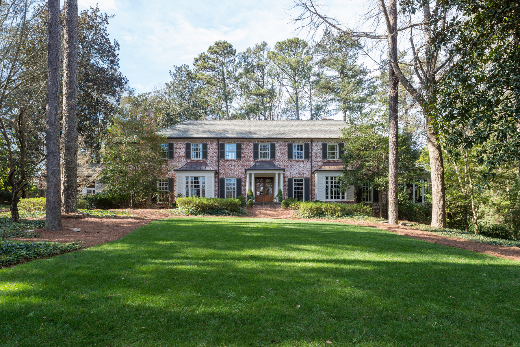 Single Family Home for Sale at Total Renovation To The Studs In Buckhead 3540 Tuxedo Road NW Tuxedo Park, Atlanta, Georgia, 30305 United States