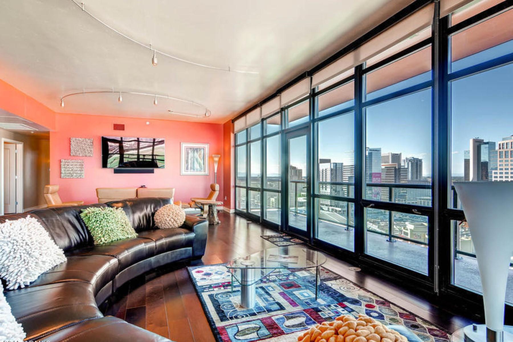 Wohnung für Verkauf beim Amazing penthouse on the top floor and right across the street from a ballpark 310 S 4th St2014 2104 Phoenix, Arizona 85004 Vereinigte Staaten