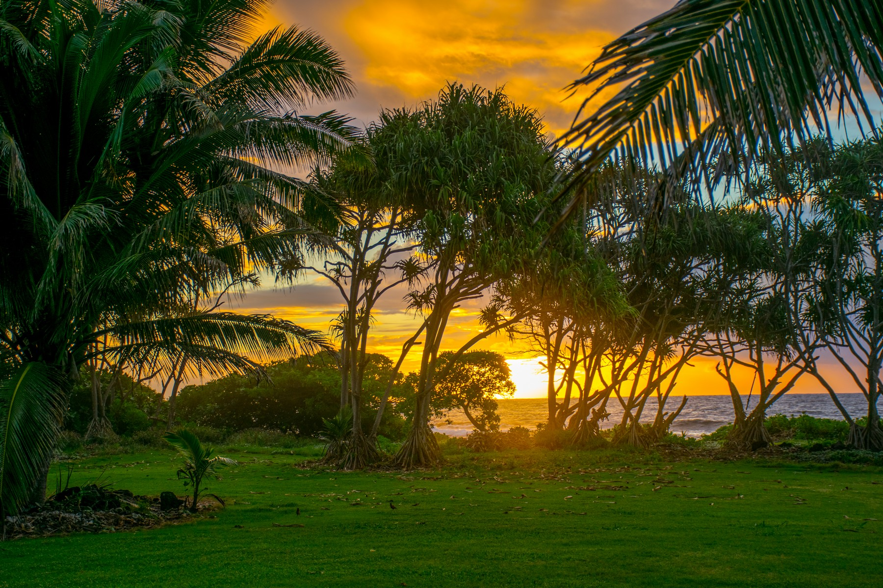 Property For Sale at Magnificent Maui Oceanfront Acreage