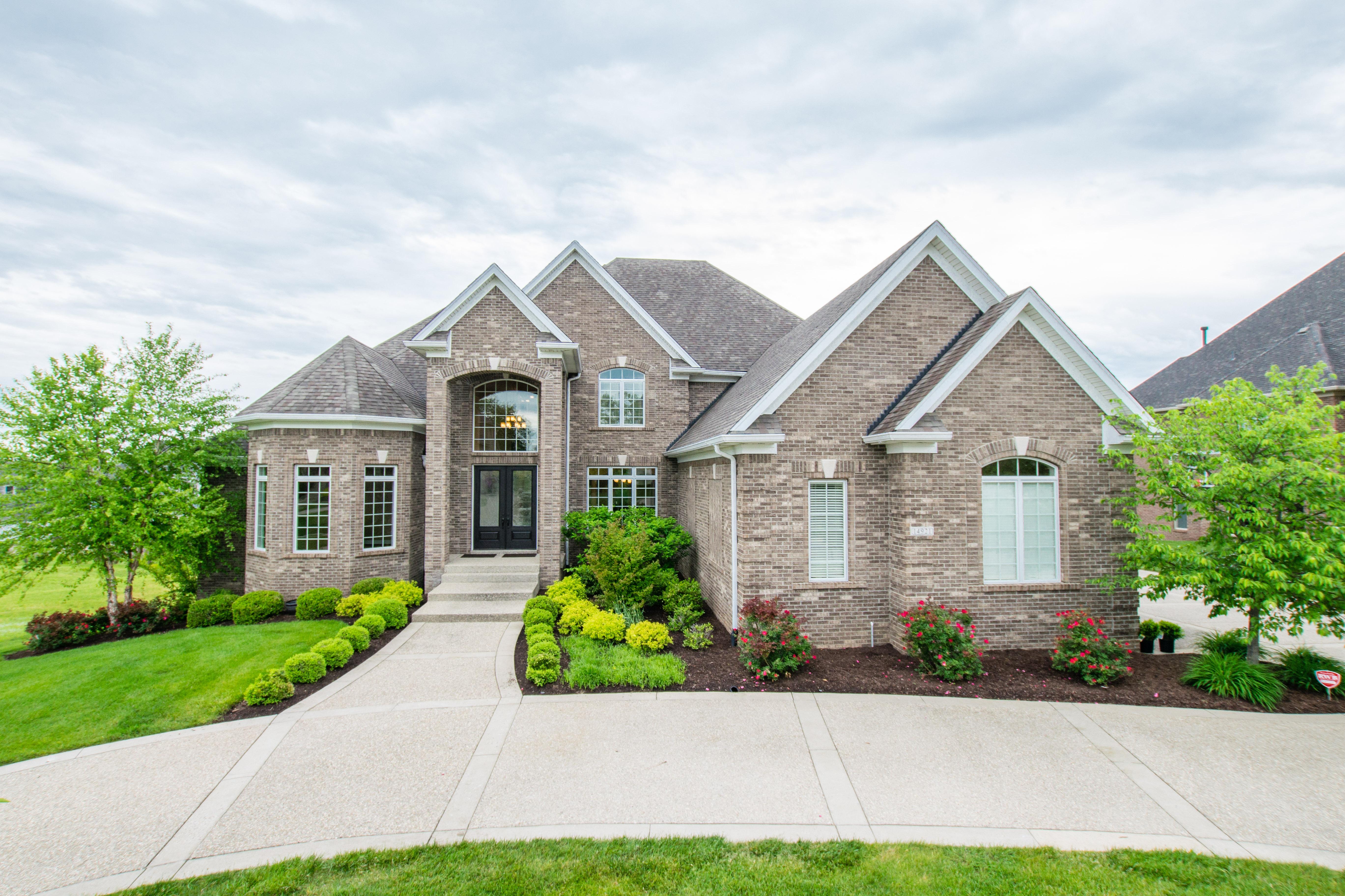 open-houses property at 14921 Landmark Drive