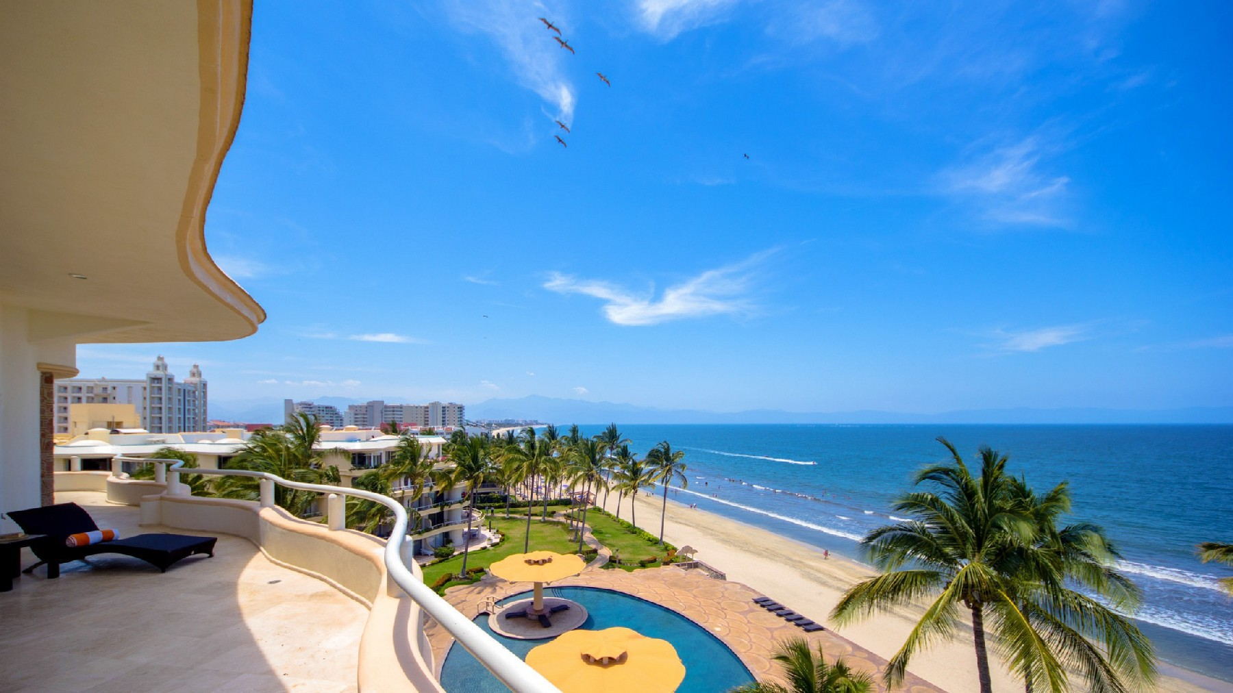 Apartment for Sale at Quinta del Mar II PH 602 Puerto Vallarta, Mexico