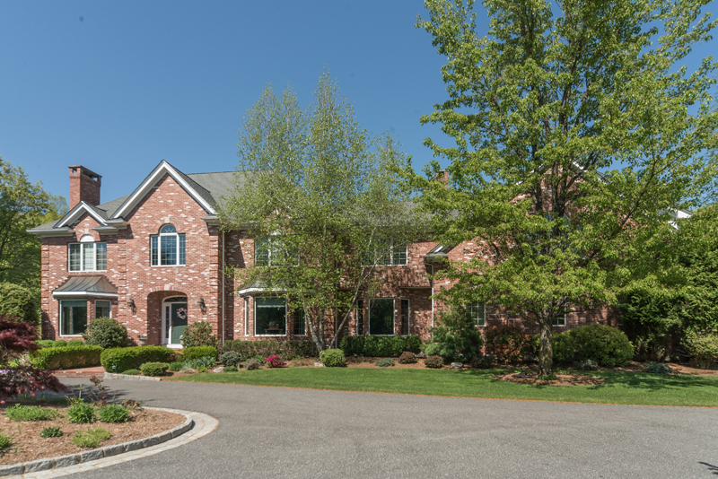 Property For Sale at Gorgeous and Private Brick Home