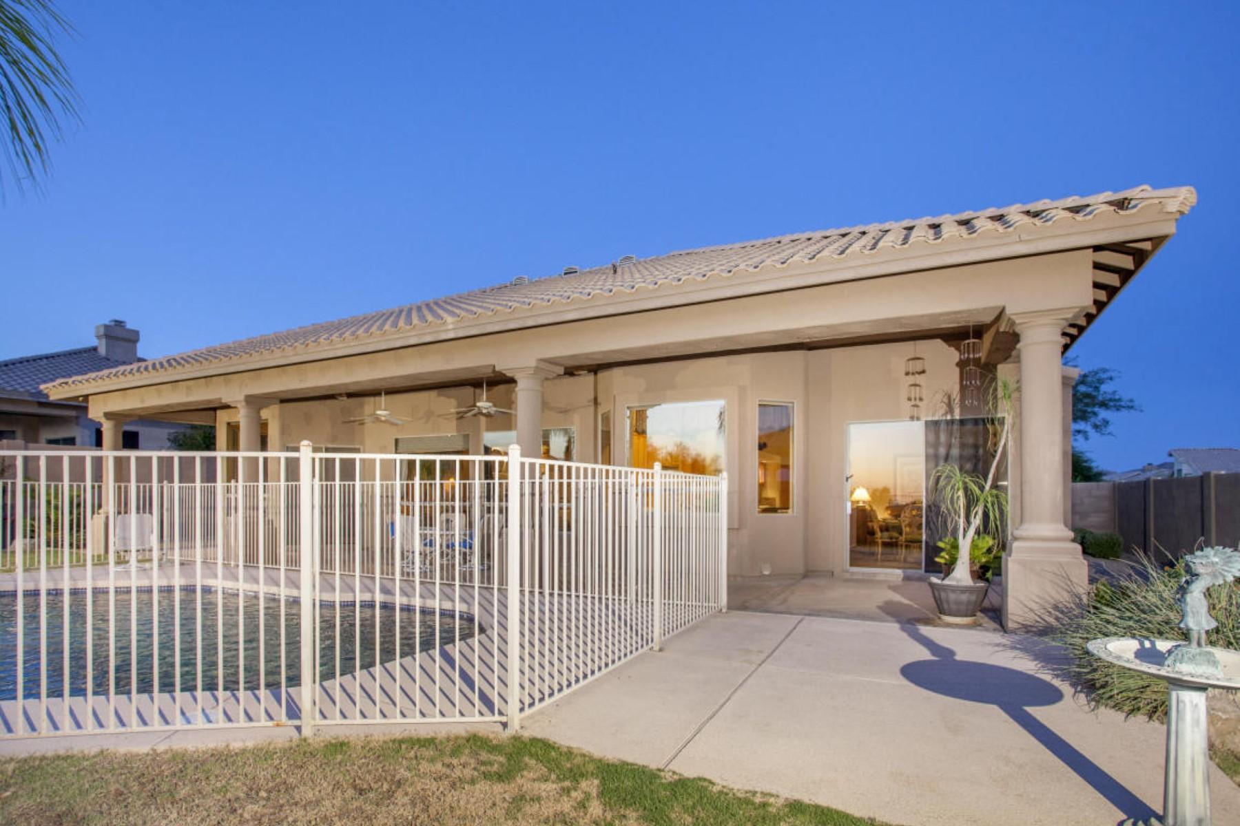 Nhà ở một gia đình vì Bán tại Highly desirable Sonoran Heights of Scottsdale 11966 N 125TH ST Scottsdale, Arizona 85259 Hoa Kỳ