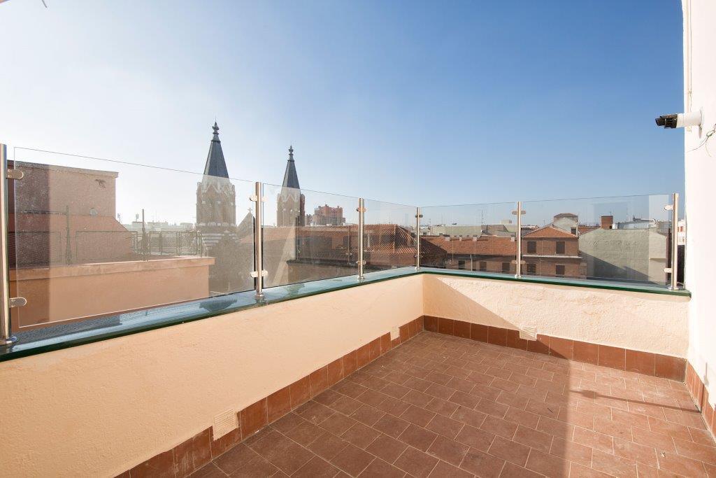 Wohnung für Verkauf beim Atico en Chamberi a estrernar Madrid, Madrid Spanien