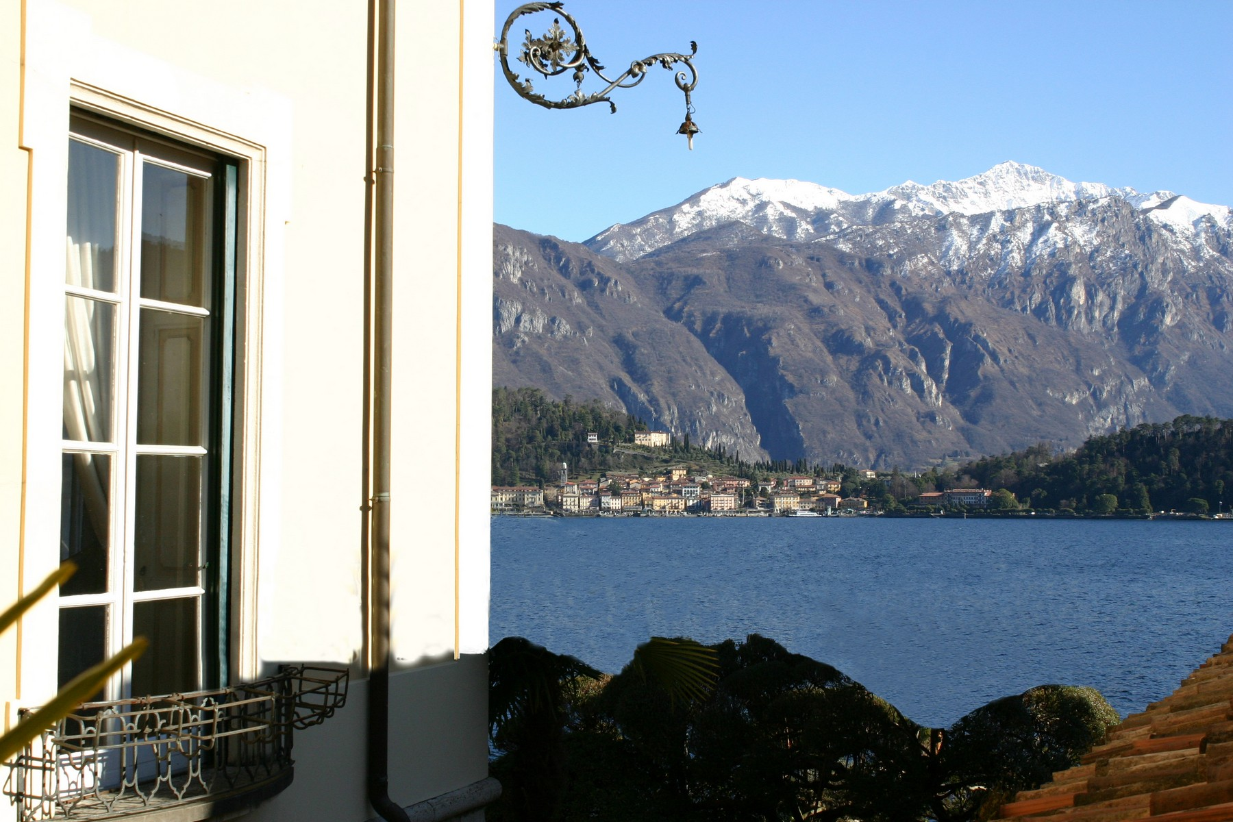 Single Family Home for Sale at Elegant historic villa overlooking the Lake of Como Via Regina Griante, Como 22011 Italy