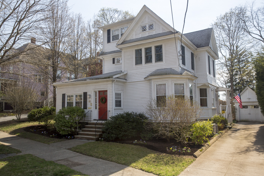 Single Family Home for Sale at Beautiful Victorian in Seaside Town 38 Sheridan Road Swampscott, Massachusetts, 01907 United States
