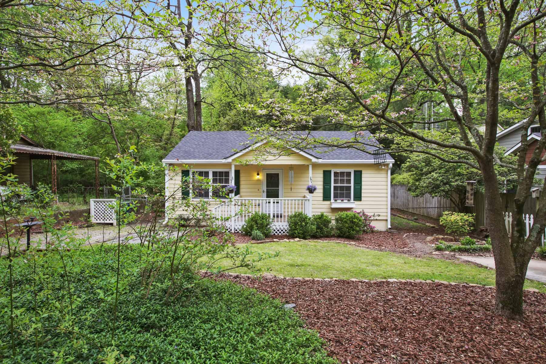 獨棟家庭住宅 為 出售 在 Amazing Value for 21 Updated Ormewood Park Bungalow! 989 Ormewood Avenue SE Atlanta, 喬治亞州 30316 美國