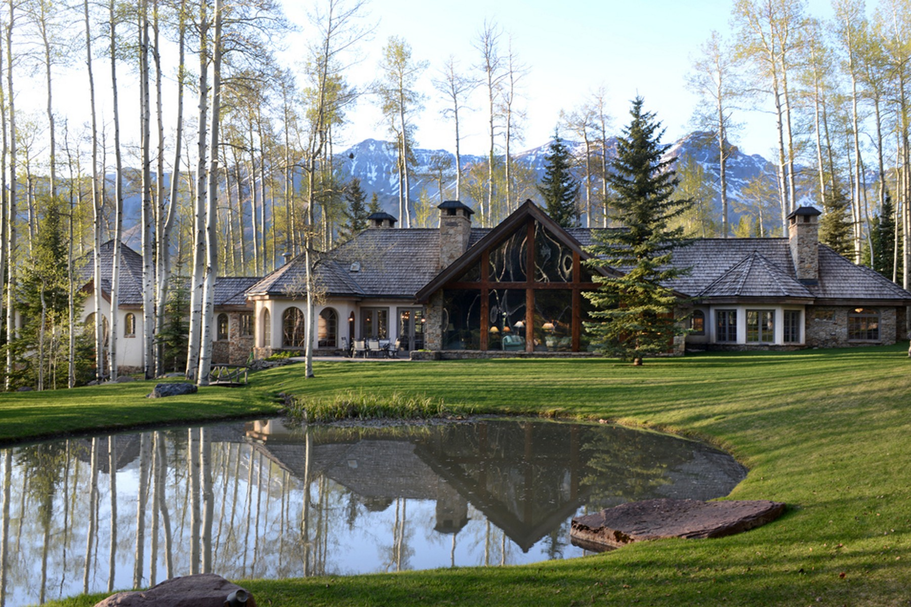 Vivienda unifamiliar por un Venta en 121 Yellow Brick Road Telluride, Colorado, 81435 Estados Unidos