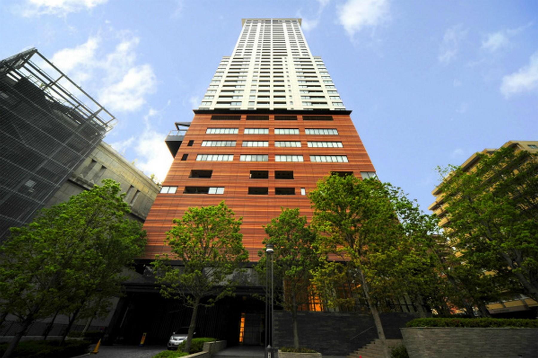 Appartement pour l Vente à Cross Air Tower 17 th Floor Meguro-Ku, Tokyo Japon