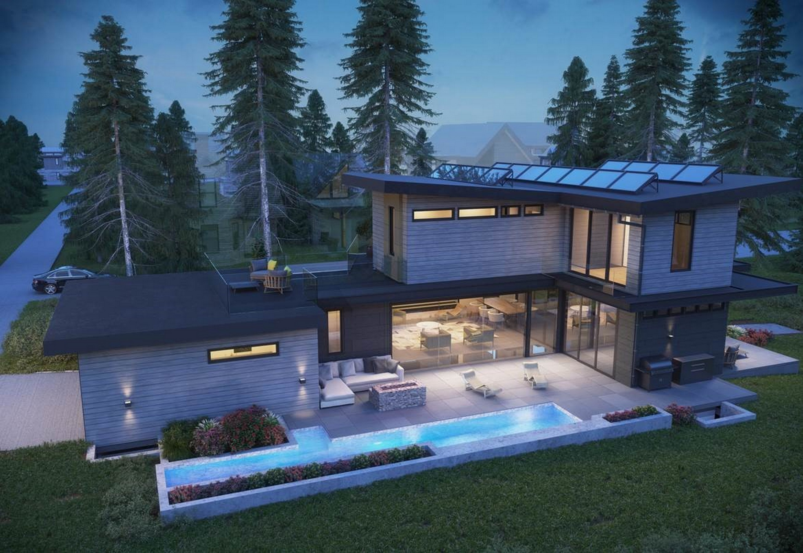 Maison unifamiliale pour l Vente à World Class Opportunity 905 E Hopkins Avenue Aspen, Colorado, 81611 États-Unis