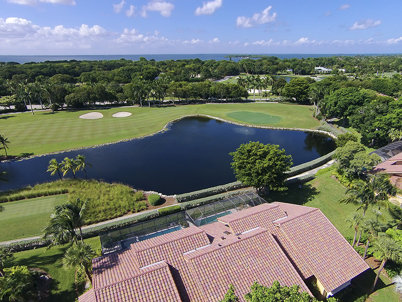 Condominium for Sale at Spectacular Lake & Golf Course View at Ocean Reef 14 Harbour Green Ocean Reef Community, Key Largo, Florida 33037 United States