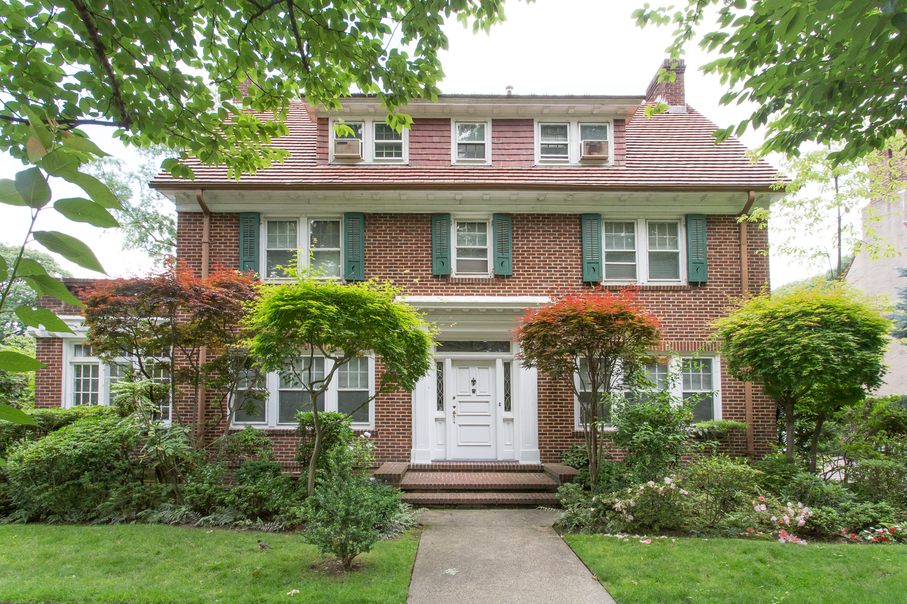 "Single Family Home for Sale at ""HISTORIC FHG CENTER HALL"" 77 Puritan Avenue, Forest Hills Gardens, Forest Hills, New York 11375 United States"