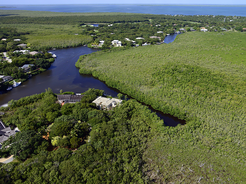 Property For Sale at Canal Front Lot at Ocean Reef