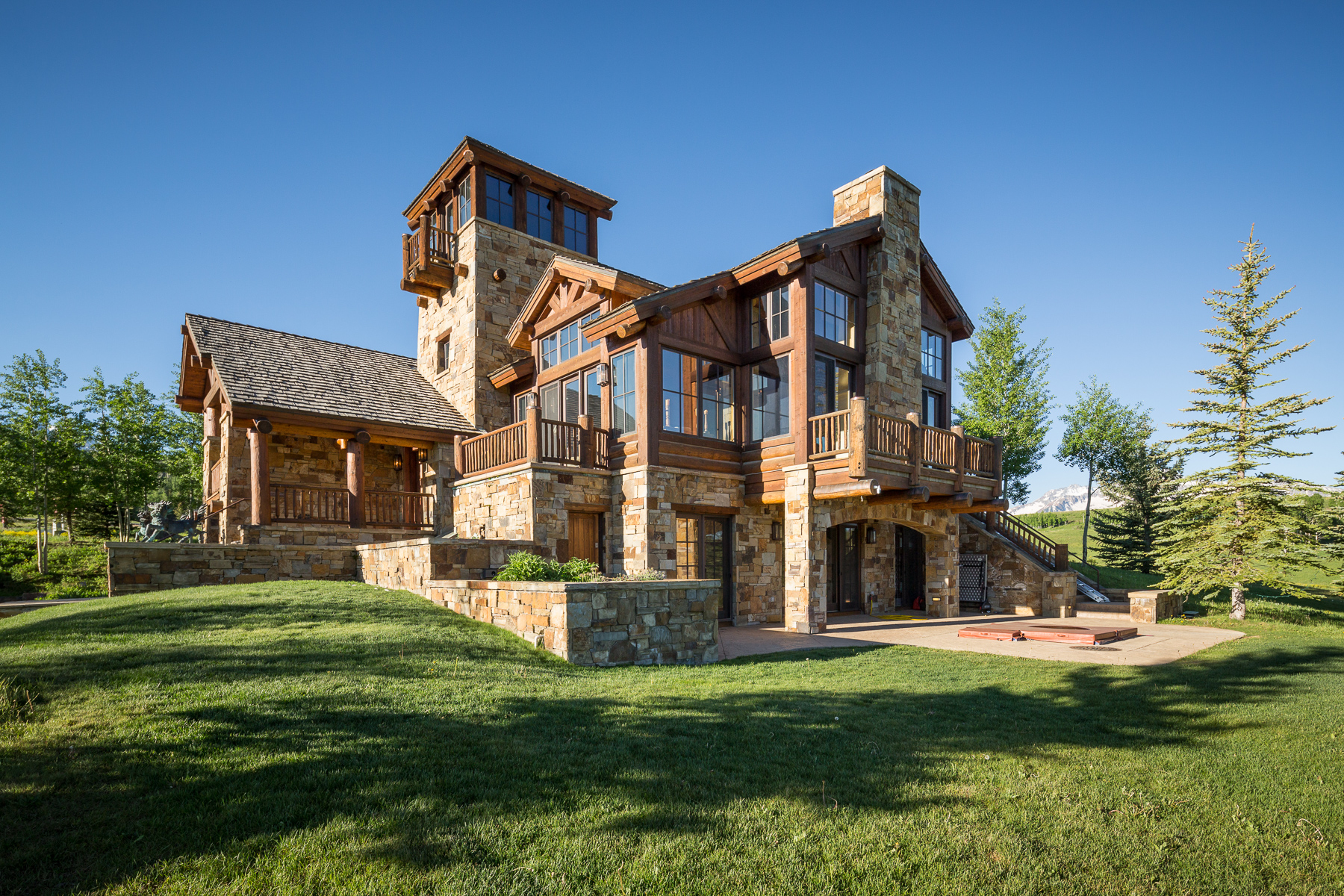 Single Family Home for Sale at 139 Adams Ranch Road Telluride, Colorado, 81435 United States