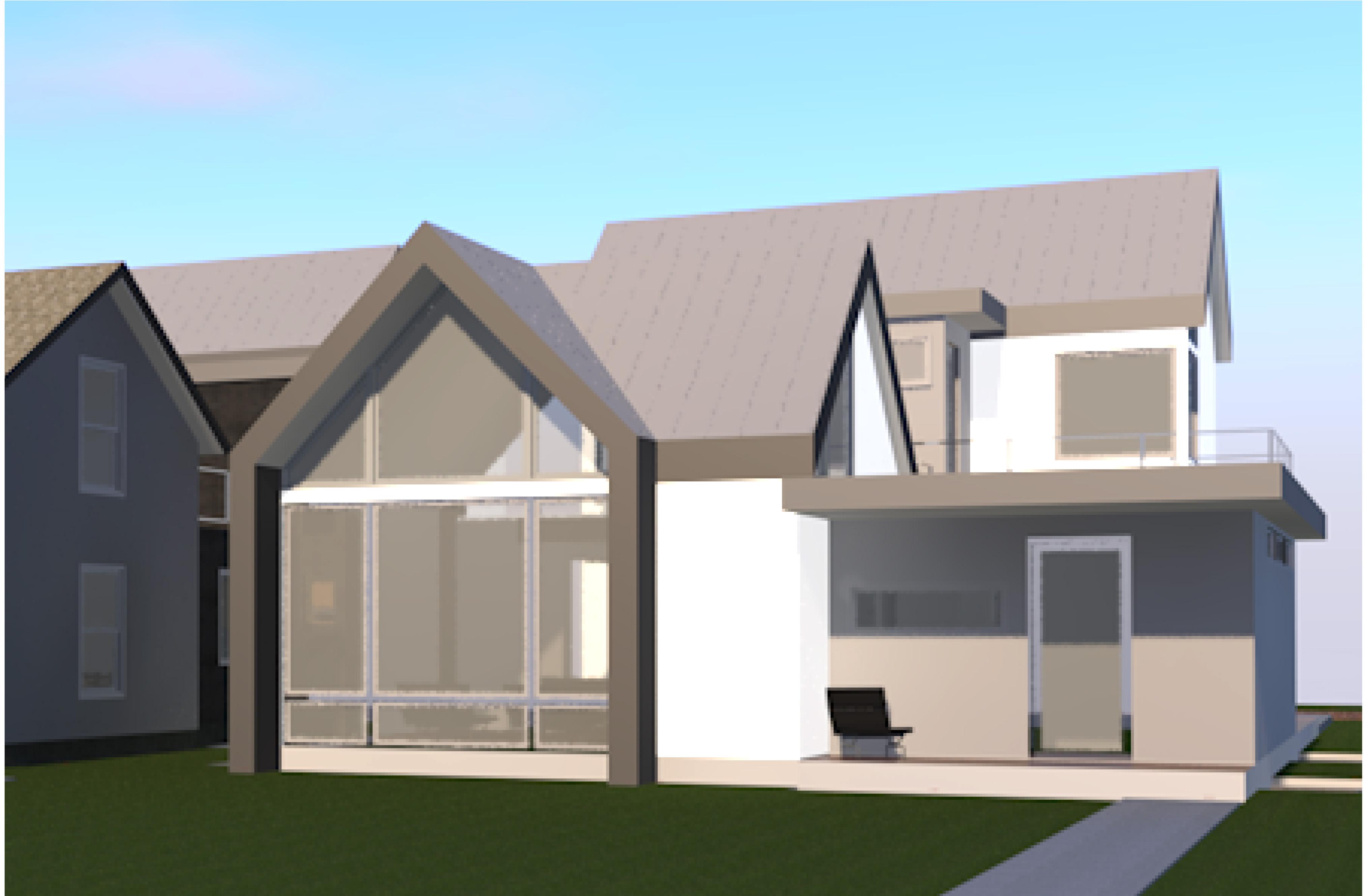 Maison unifamiliale pour l Vente à Modern Masterpiece 530 W Hallam Street West End, Aspen, Colorado 81611 États-Unis