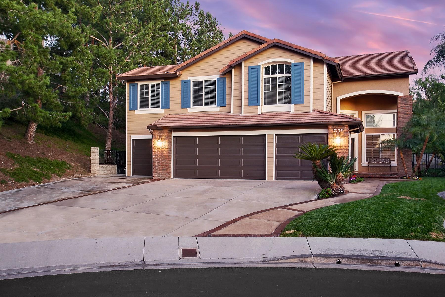 独户住宅 为 销售 在 22765 Maplewood Mission Viejo, 加利福尼亚州, 92692 美国