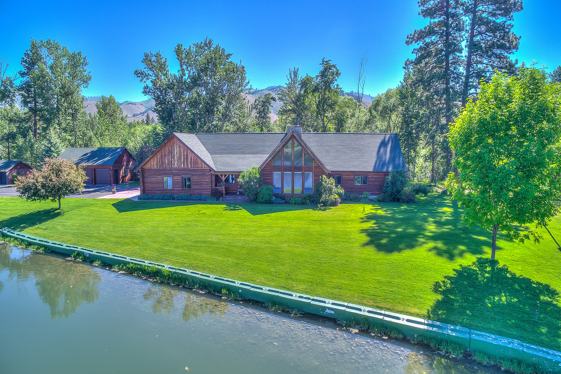 Farm / Ranch / Plantation for Sale at 3054 Old Darby Road Darby, Montana 59829 United States