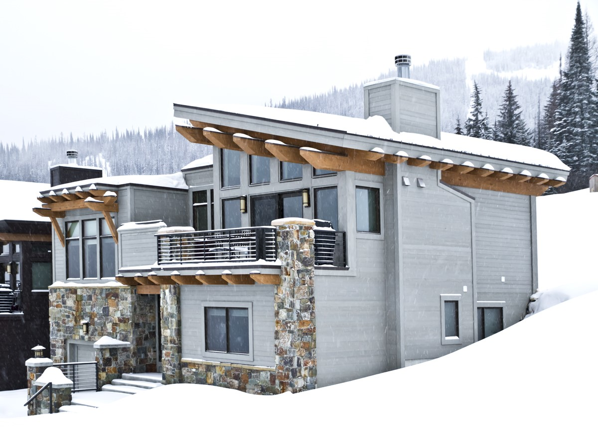 Other Residential for Sale at Schweitzer Mountain Ski Home 34 Chutes Ln Sandpoint, Idaho 83864 United States