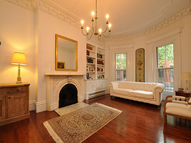 Condominium for Sale at Elegant South End Condominium 94 Waltham Street Unit 3 South End, Boston, Massachusetts 02118 United States