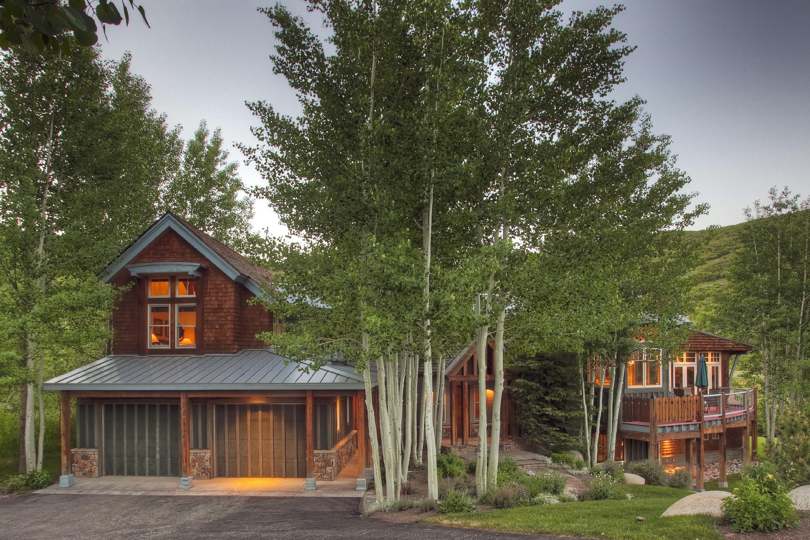 一戸建て のために 売買 アット Horse Ranch Lot 47 124 Trail Rider Lane Snowmass Village, コロラド, 81615 アメリカ合衆国