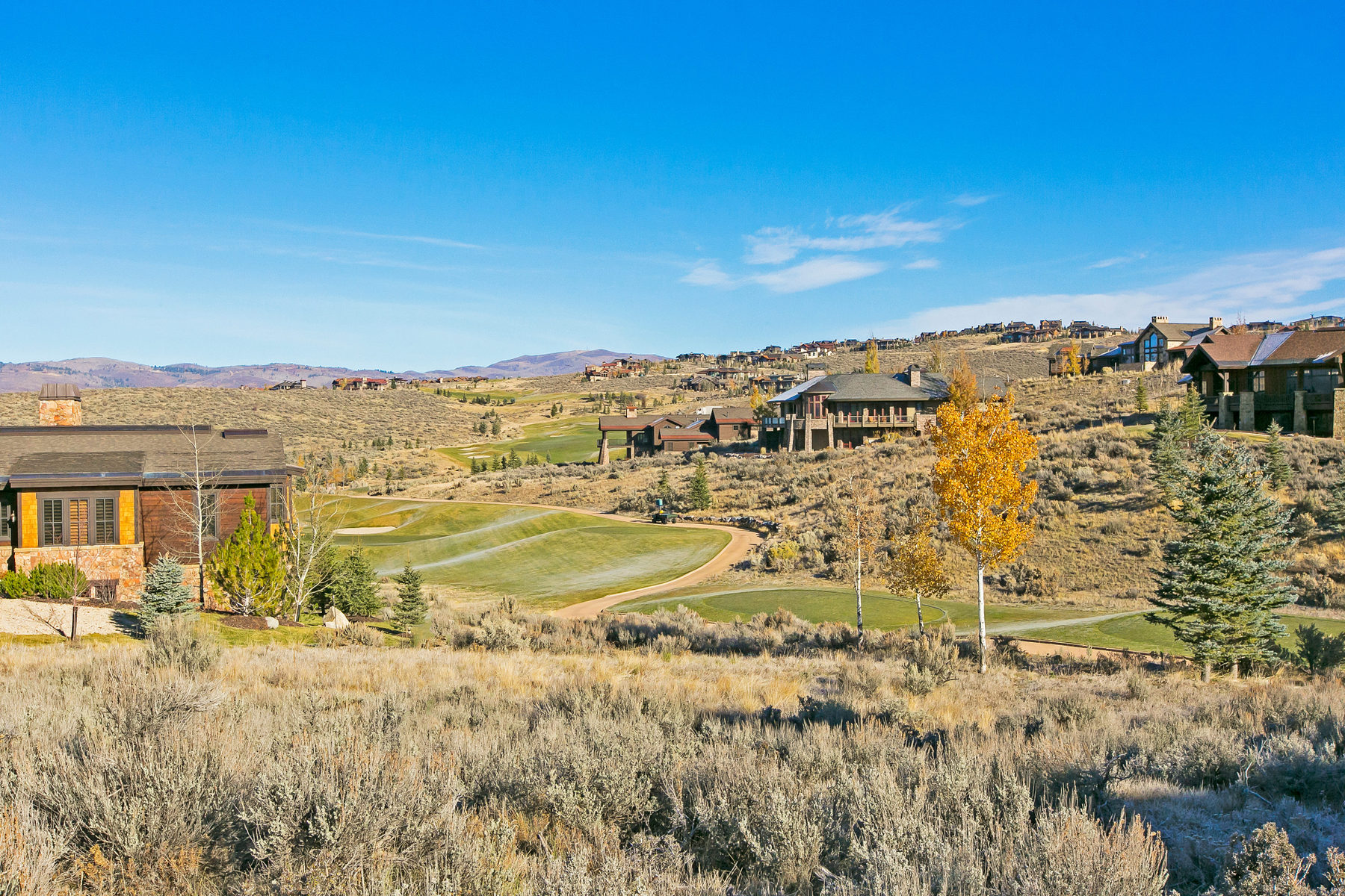 Land for Sale at Golf Course Lot with Green & Fairway Views 2783 E BITTERBRUSH DR Park City, Utah 84098 United States