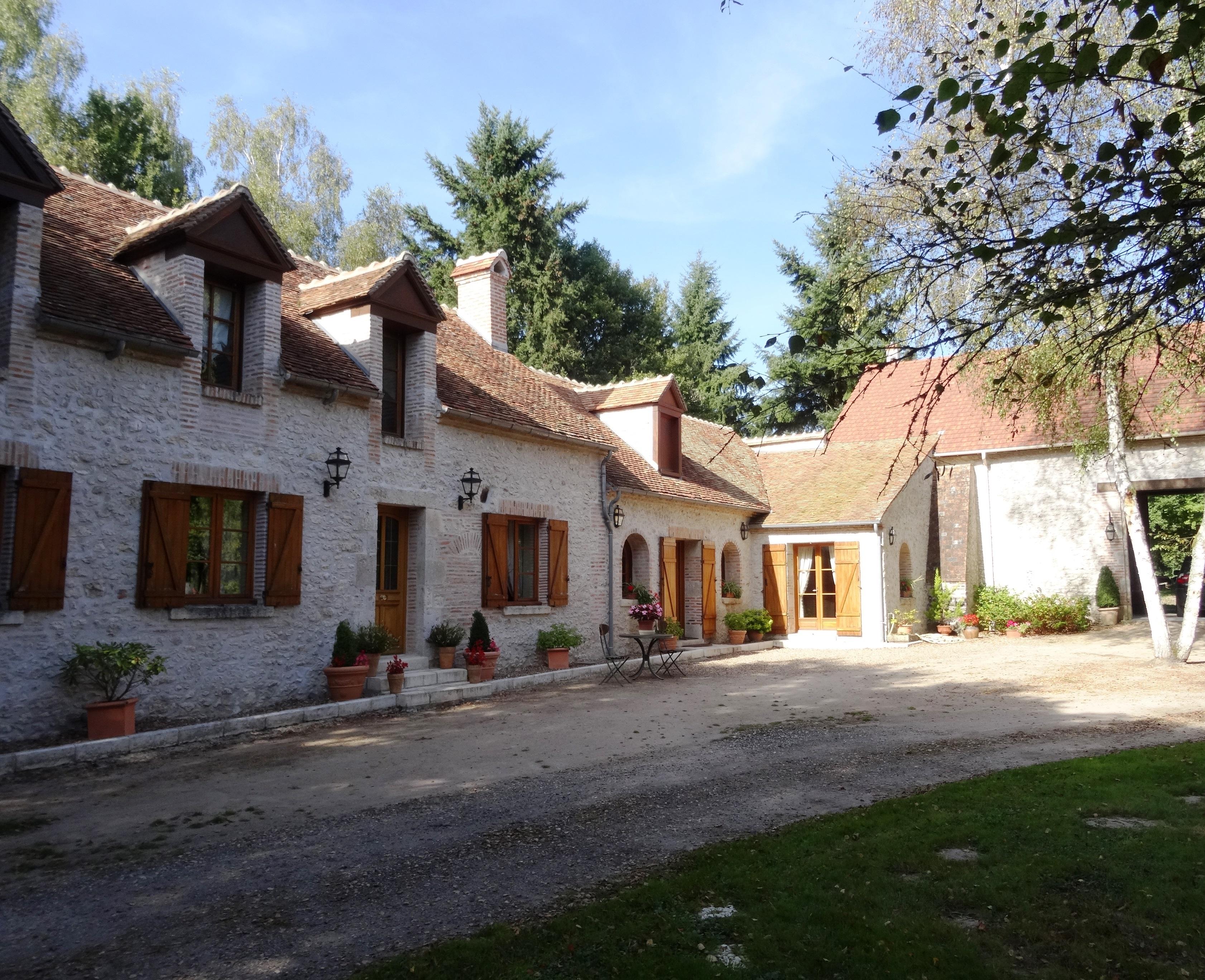 Casa Unifamiliar por un Venta en Propriete Sologne Ardon Other Centre, Centro 45160 Francia