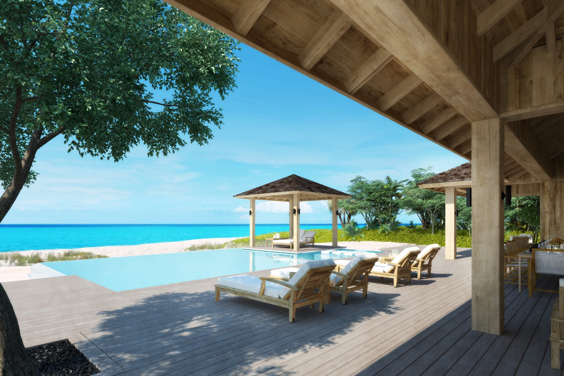 sales property at The Beach Houses on Parrot Cay