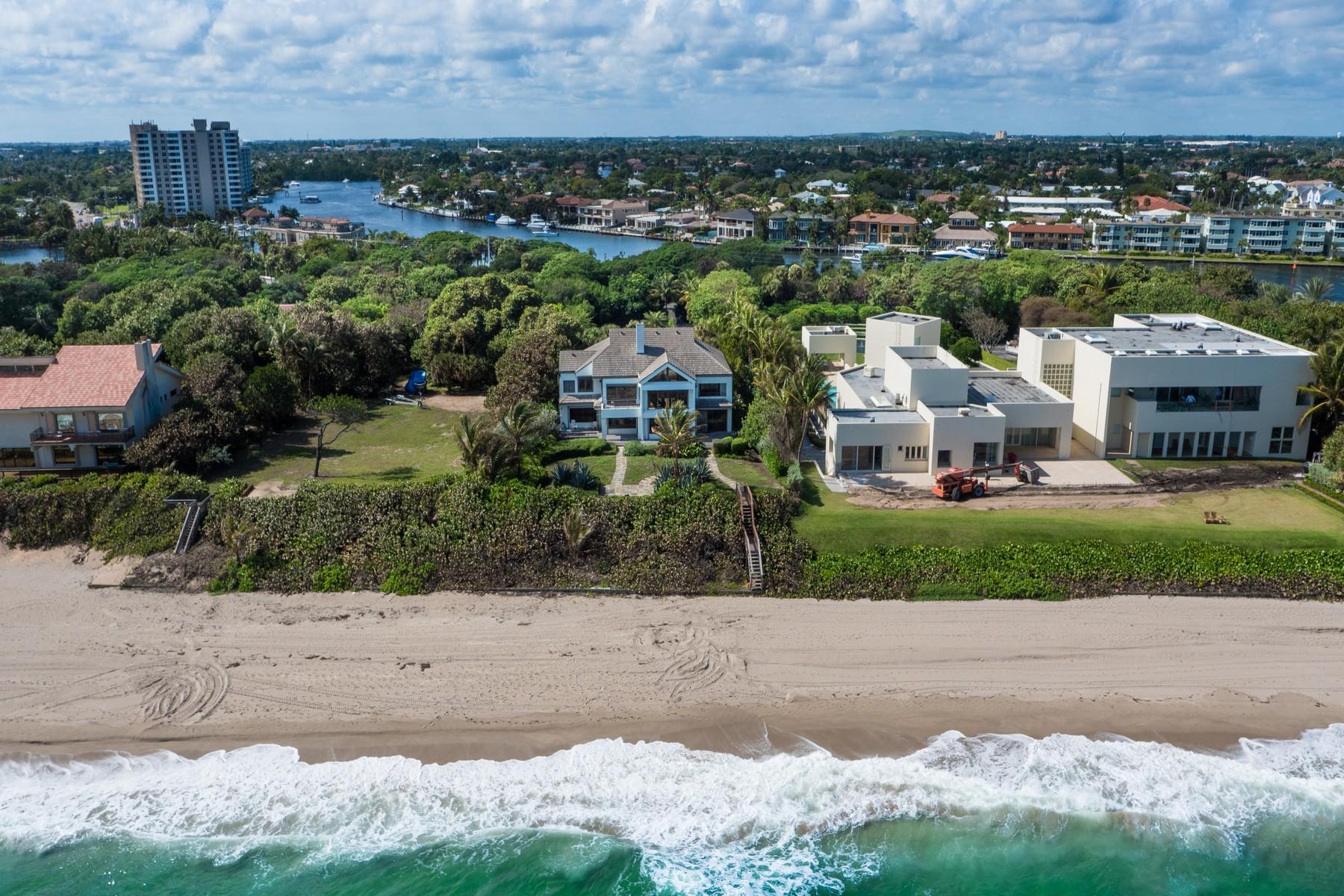 Villa per Vendita alle ore 925 Hillsboro Mile Pompano Beach, Florida 33062 Stati Uniti