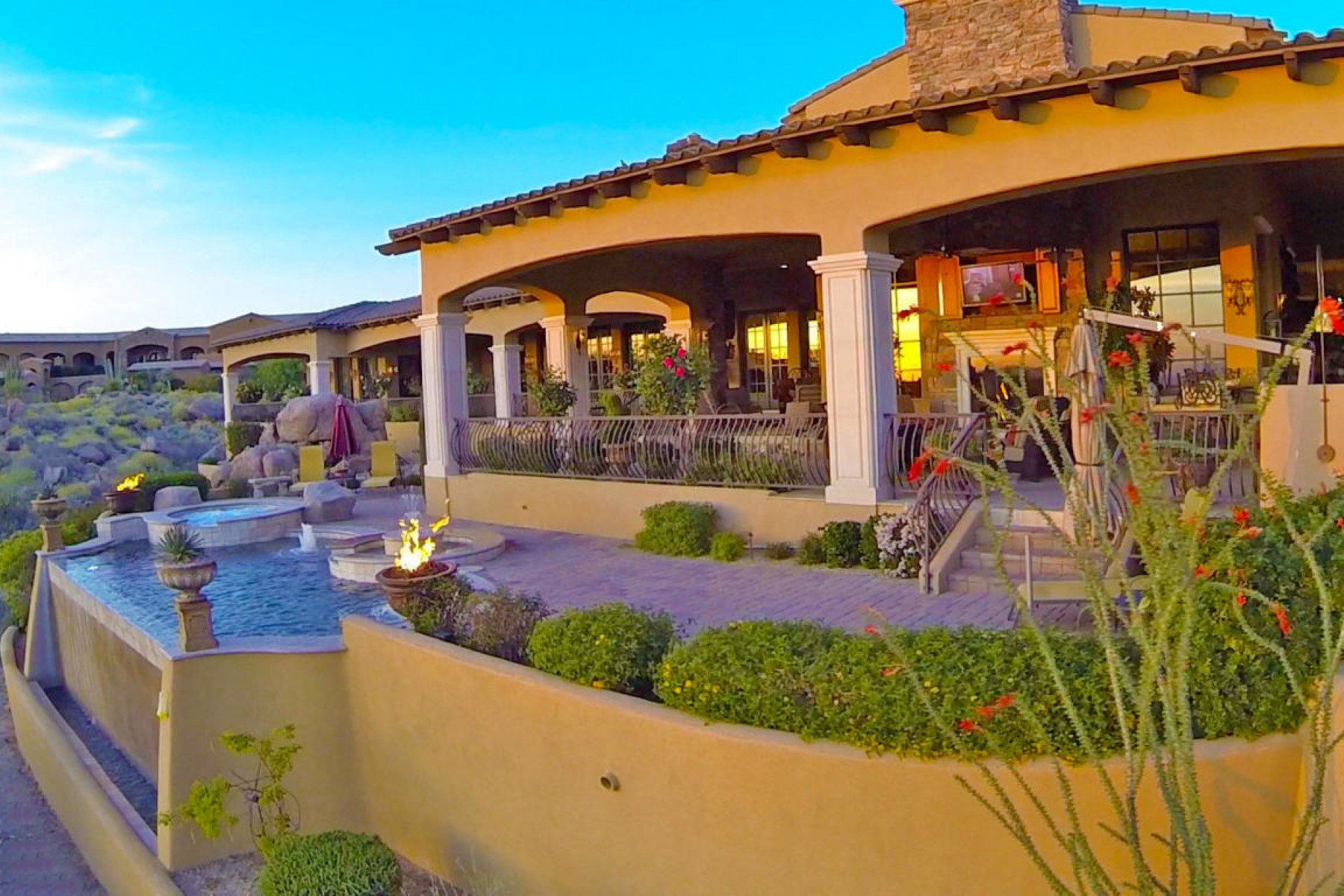 Property For Sale at A Dream Residence In The Gated Community Of Talus At Troon North