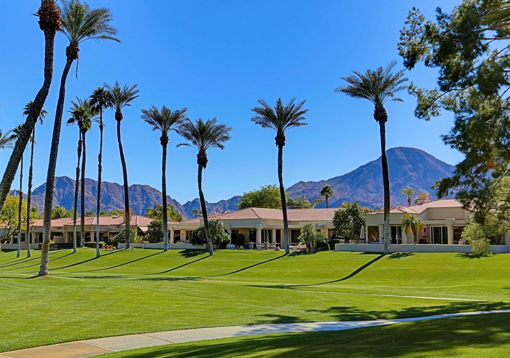 Частный односемейный дом для того Продажа на 75160 Inverness Drive Indian Wells, Калифорния, 92210 Соединенные Штаты