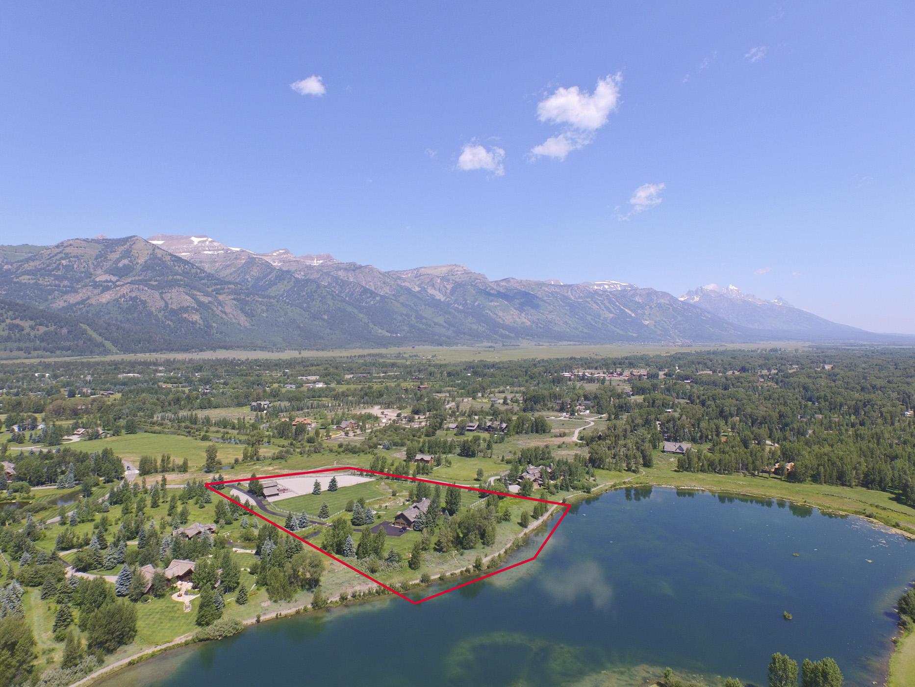 Property For Sale at Teton View Farm