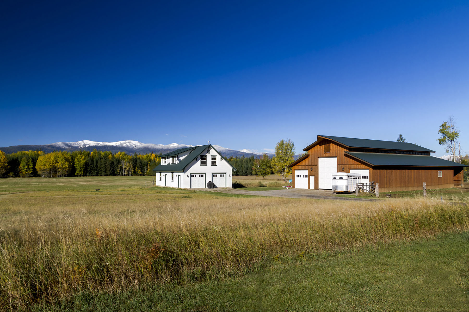 Moradia para Venda às Stunning 40 Acre Ranch in Selle Valley 2236 Hickey Road Sandpoint, Idaho, 83864 Estados Unidos