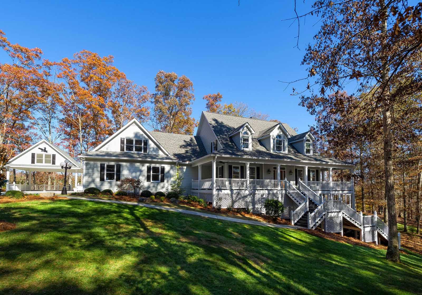 Casa para uma família para Venda às Luxury Estate Property 240 Sutallee Ridge Lane Canton, Geórgia 30184 Estados Unidos