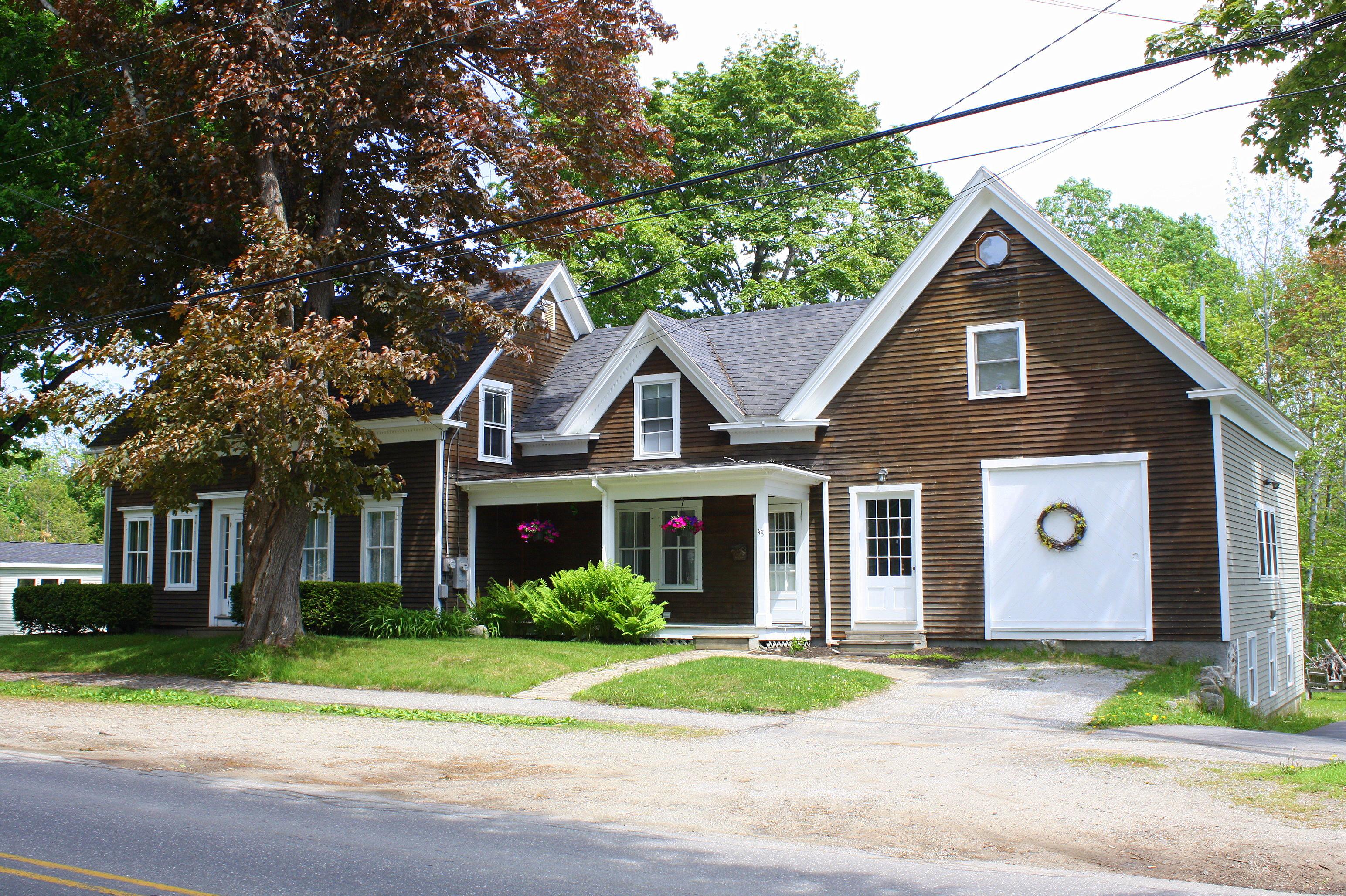 단독 가정 주택 용 매매 에 48 Union Street Camden, 마이애미, 04843 미국