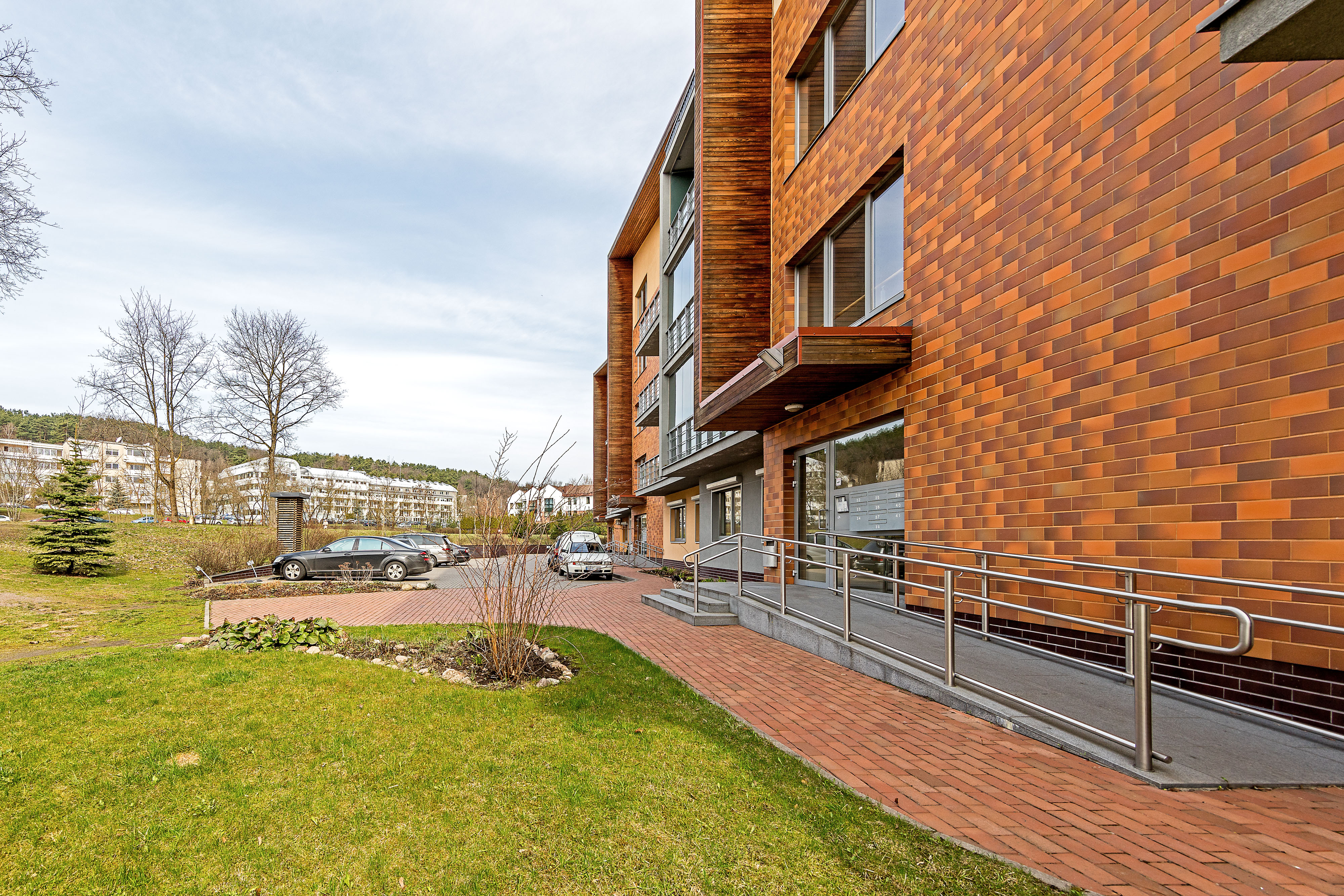 Property Of Stylish Apartment Near the Ponds of Zverynas