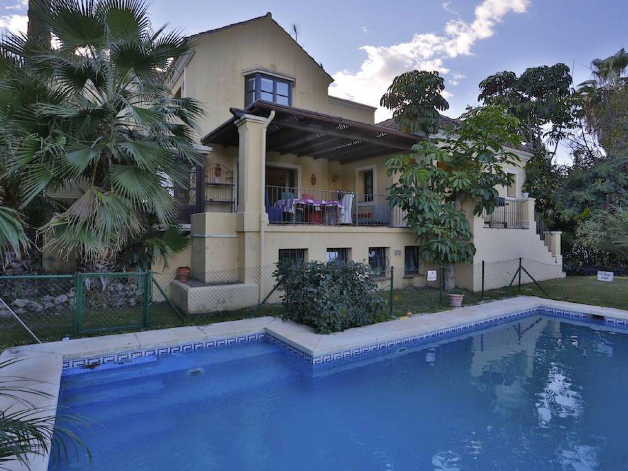 Maison unifamiliale pour l Vente à villa frontline golf guadalmina alta Other Costa Del Sol, Costa Del Sol, 29670 Espagne