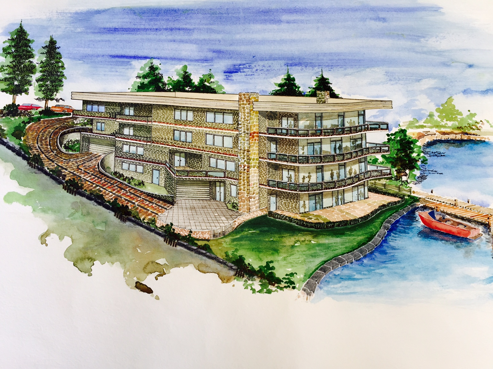sales property at Premier Kirkland Waterfront Living