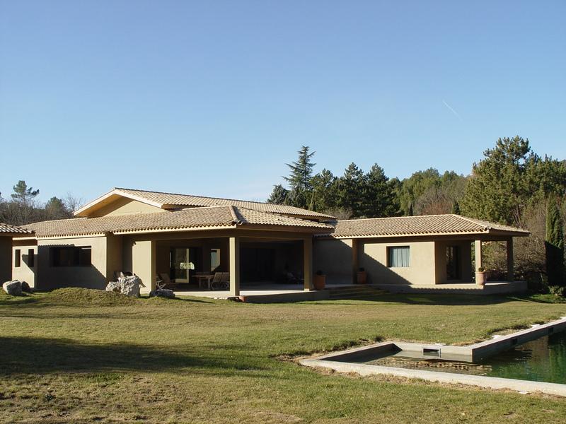 獨棟家庭住宅 為 出售 在 Harmonie de matières Aix-En-Provence, 普羅旺斯阿爾卑斯藍色海岸 13100 法國