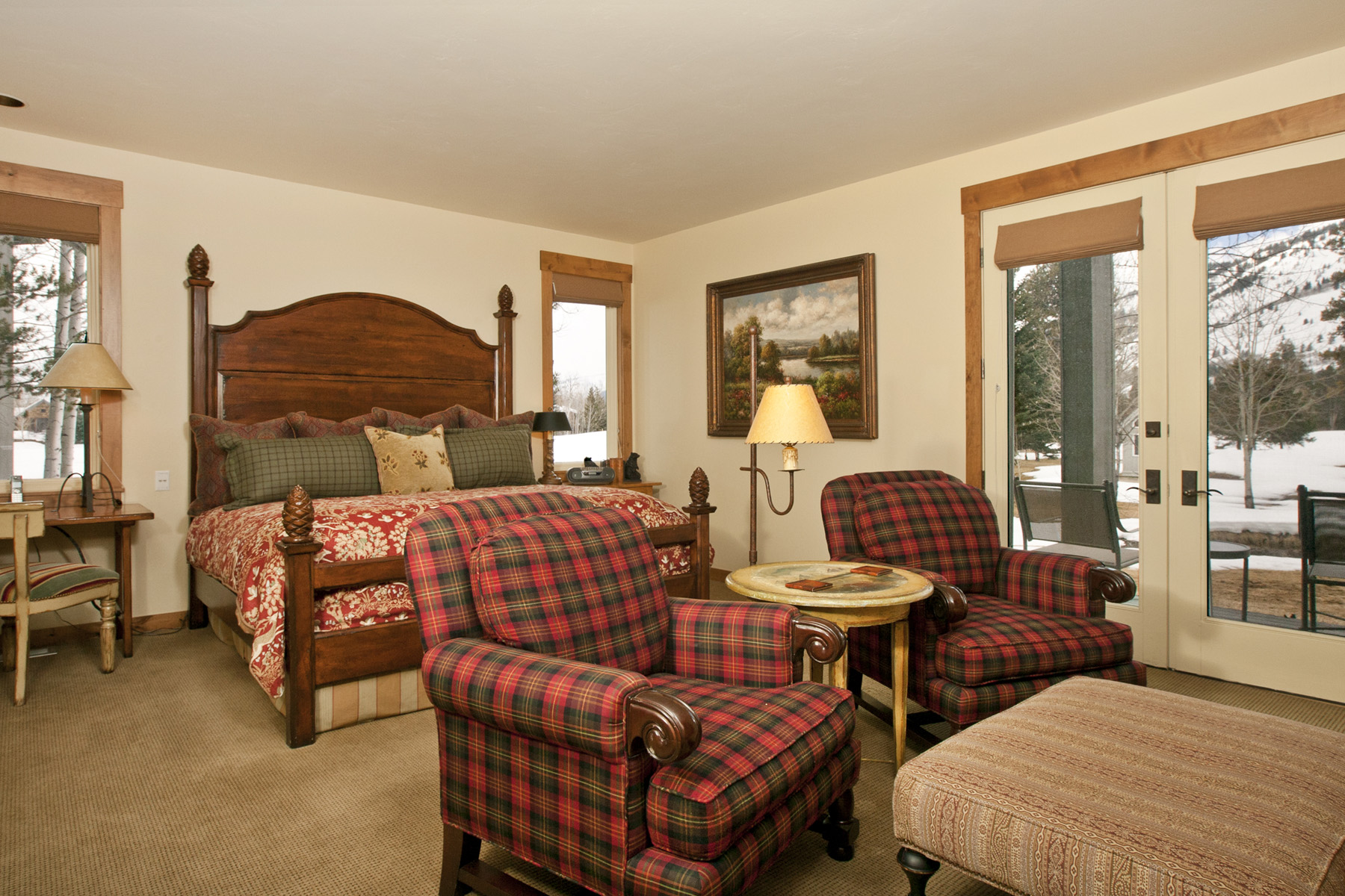Property For Sale at Turn-Key in Teton Pines
