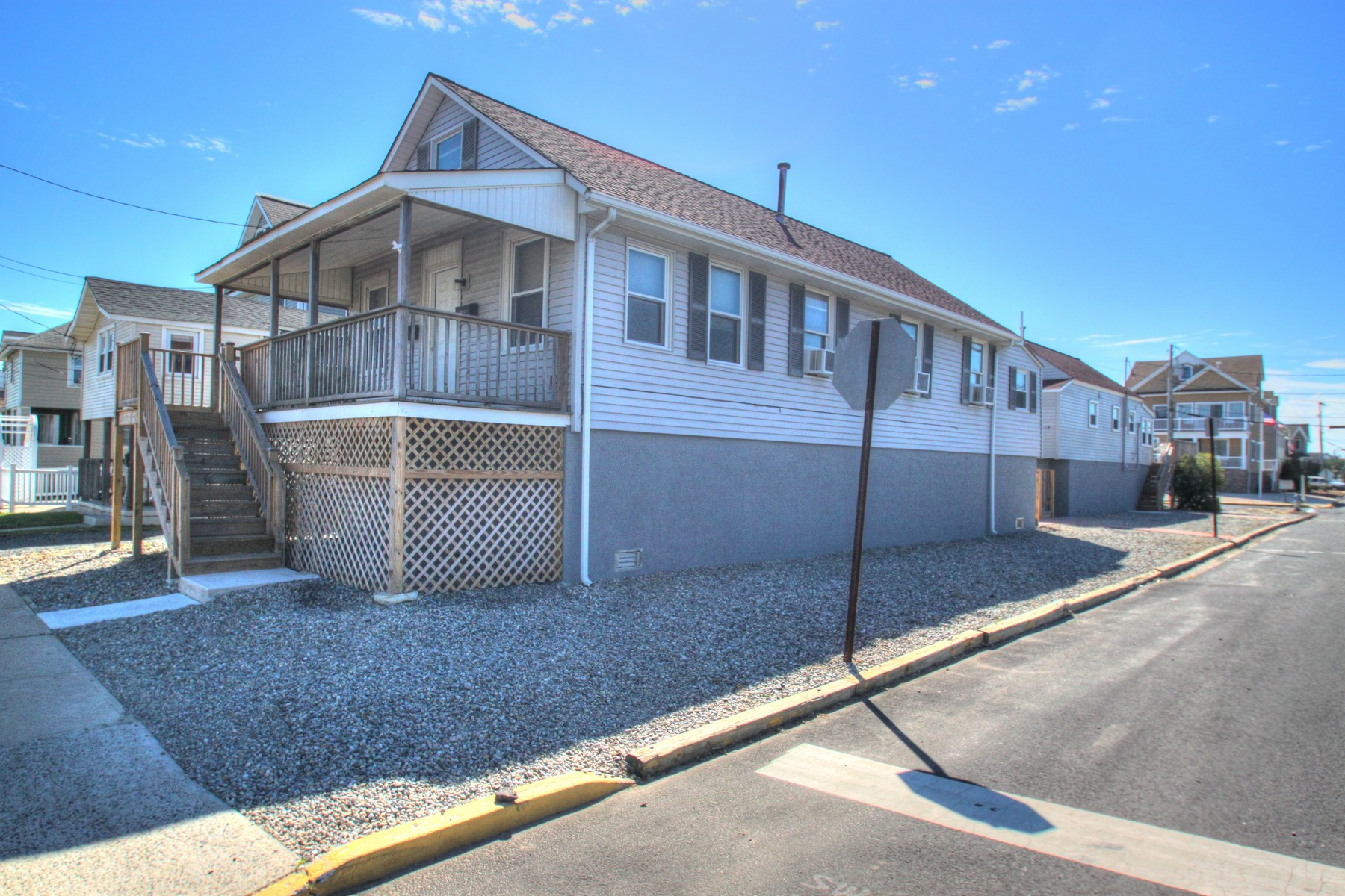 Multi-Family Home for Sale at Great Investment ~ Two Units 549-549 1/2 Brielle Rd Manasquan, New Jersey, 08736 United States