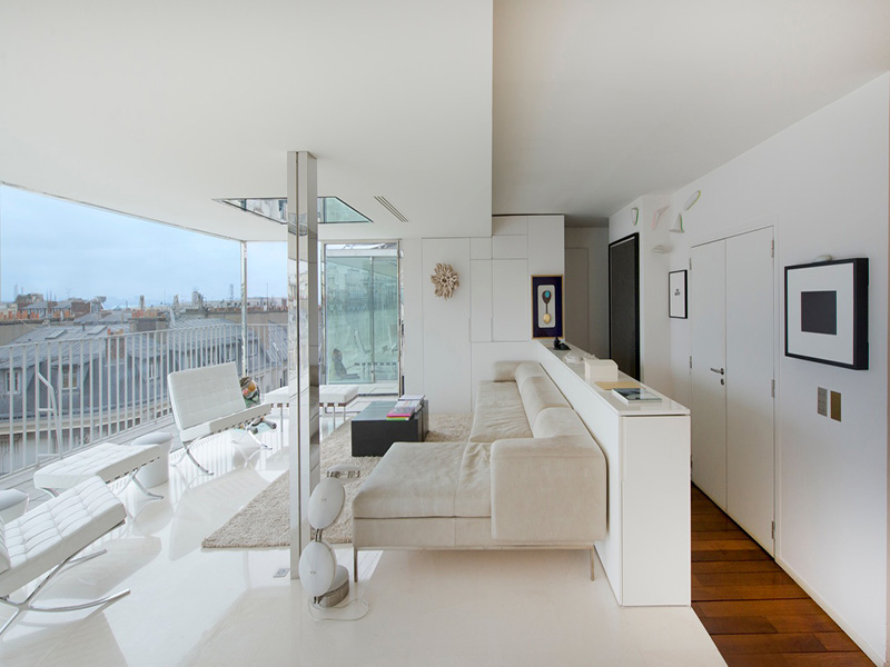 Property For Sale at Apartment with Terrace - Triangle d'Or