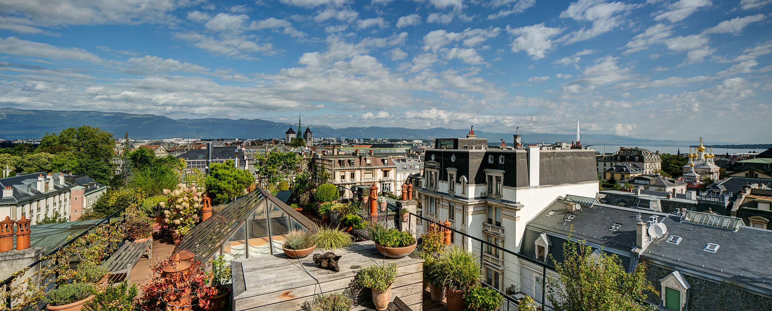Eigentumswohnung für Verkauf beim Magnificent triplex Geneva, Genf 1206 Schweiz